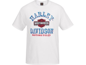 "Harley-Davidson ""Pic Name"" Dealer Men's Shirt"