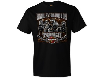 "Harley-Davidson ""Harley Though"" Dealer Men's Shirt"