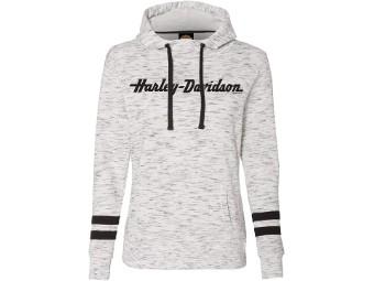 """Harley-Davidson """"H-D Stitch Lds."""" Dealer Women's Hoodie"""