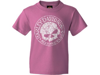 "Harley-Davidson ""Lacey"" Dealer Kids Shirt"
