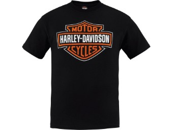 "Harley-Davidson ""Bar&Shield"" Dealer Men's Shirt"