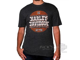 "Ricks Harley-Davidson Baden-Baden Dealer-Shirt ""GRILLED"" 30294645"