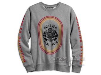 Ricks Harley-Davidson Damen Sweatshirt 4EVER FLAT TRACK 99240-19VW