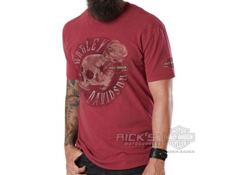 "Harley - Davidson Dealer Herren Shirt ""ADDICTIVE HARDCORE"" 5L0H-HG19"
