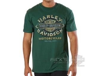 """Dealer Herren Shirt """"CONCRETE FRONTIER"""" 5L33-HG0N"""