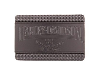 "Harley-Davidson Men's Belt Buckle ""BOTTOMS UP"" HDMBU11541"