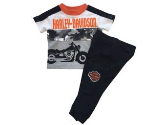 """BOY SET"" SGI-2071909 Hose und T-Shirt Jungen Kids"