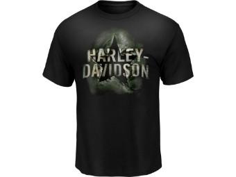 """PATENT HISTORY"" Dealer Men's Shirt 5L33-HHC6 Star"