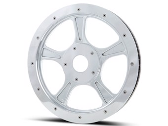 Pulley Design Hot Rod