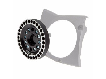 Pulley Cover for Sportster Sprocket Cover