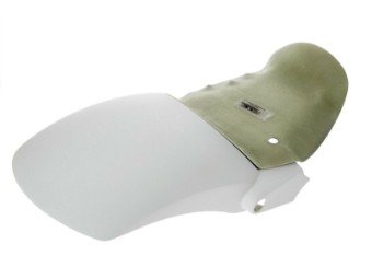 Rear Fender V-Rod Short Cut, GRP
