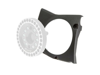 Sprocket Cover Sportster, gelocht, ab 2005
