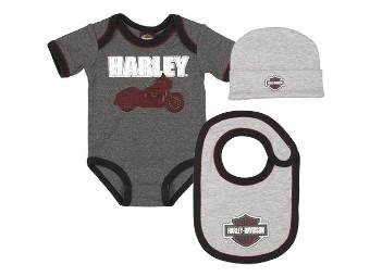 -Baby Set- SGI-2561013 3-piece Set for Boys 12-24 Months Body
