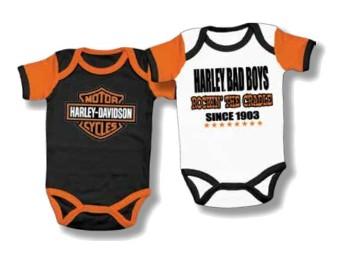 """Baby-Body 2er Set """"Rockin' The Cradle"""" SGI-3050551 Bar & Shield"""