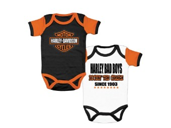 Baby-Body Set of 2 -Rockin' The Cradle- SGI-3050551 Bar & Shield