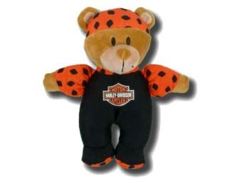 Babyrassel Teddybär SGI-PL9950841 Plüschbär Spielzeug