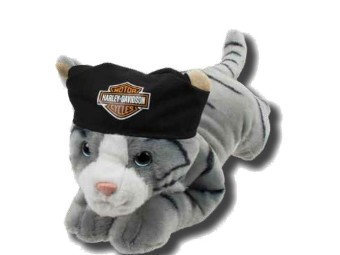 """plush toy """"Steel Cool Cat"""" SGI-PL9950859 from 3+ years up fabric"""