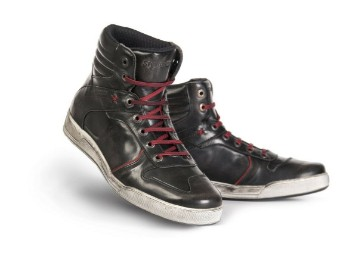"Stylmartin Men's ""Iron Shoes"" SM4IRO waterproof Biker Boots breathable"