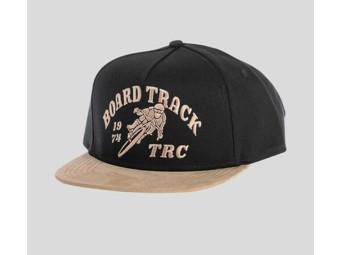 """Cap """"Board Track"""" 911016 schwarz Einheitsgröße Snapback"""
