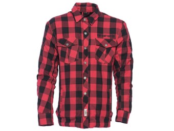 Protective Shirt red WCCWS129RD-M Shirt Function