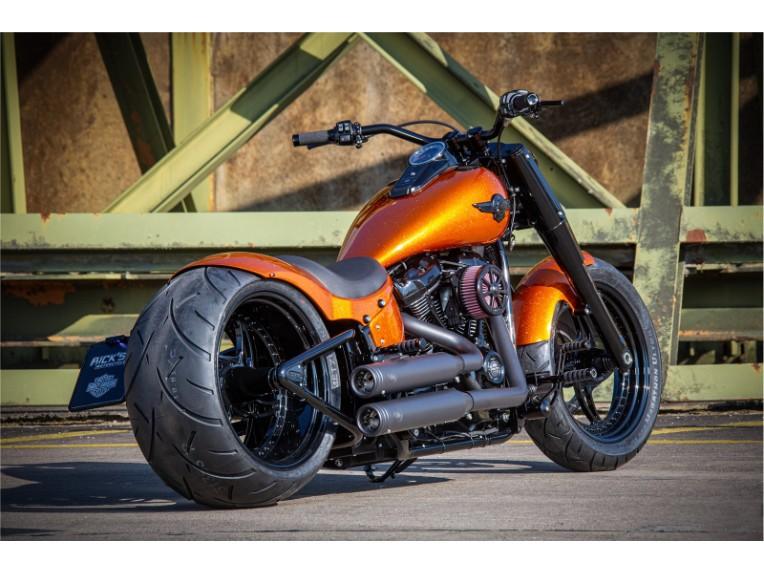 Harley-Davidson Fat Boy 300 Custom Ricks-028