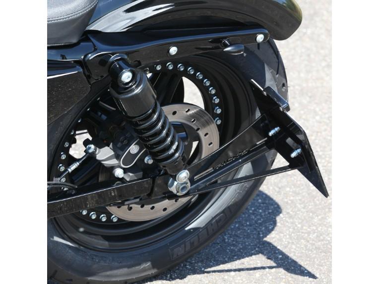 Ricks-Harley-Sportster-seitlich-Kennzeichenhalter-glanz-schwarz-mit-TVABE-DE-283379031931-3