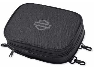 Onyx Premium Luggage Fahrer Rückenposter