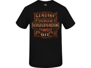 T-Shirt Grunge Rust