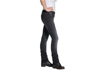 Rokker Jeans The Donna Black