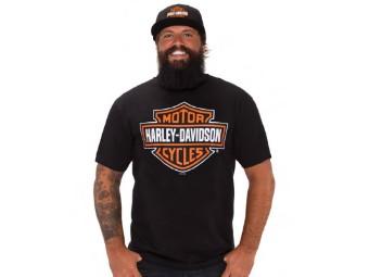 T-Shirt B&S Black