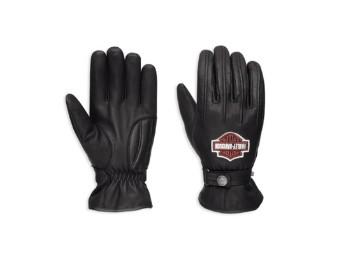 Enthusiast Leder Handschuhe