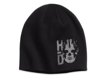 Mütze H-D® Skull Knit