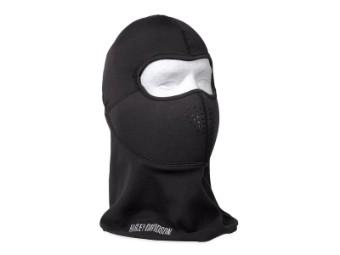Embroidered Wind-Resistant Fleece Maske