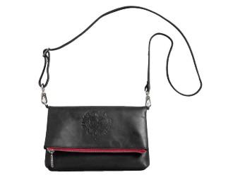 Convertible Crossbody Leather Handtasche