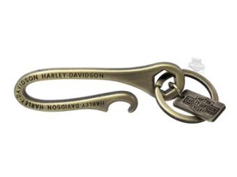 Highest Performance Antiqued Brass Plating Schlüsselanhänger