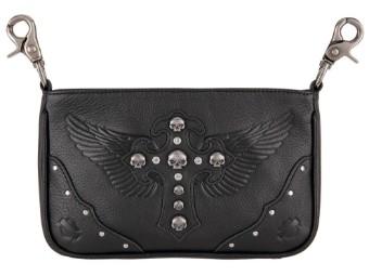 Metal Mama Leather Hüfttasche
