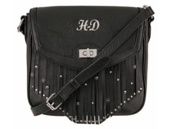 Backbite Embellished Tasche