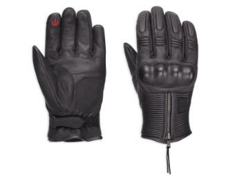 Wayfarer Water-Resistant Leather Handschuhe