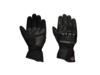 Bar & Shield® Logo Mesh Handschuhe