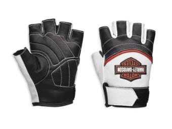 Whistler Bar & Shield Fingerless Handschuhe