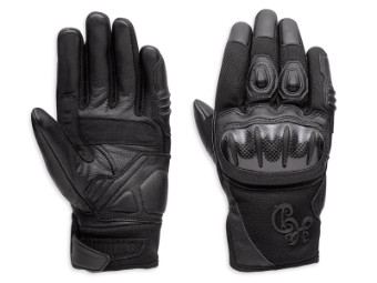 Kellster Leather & Mesh