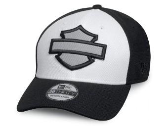 Mesh B&S 39Thirty Fitted Baseball Cap