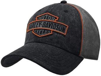 Nostalgic Bar & Shield Baseball Cap