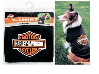 Bar & Shield Pet T-Shirt
