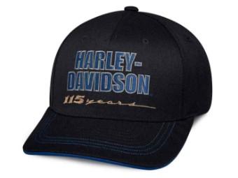 115th Anniversary Adjustable Baseball Cap