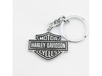 Bar & Shield Metal Schlüsselanhänger