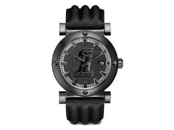# 1 Dark Custom Black Rock Uhr
