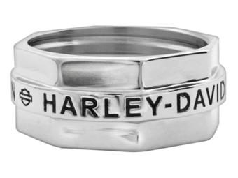 Stainless Steel H-D Bolt Ring