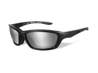 Brick PPZ Silver Flash Sonnenbrille