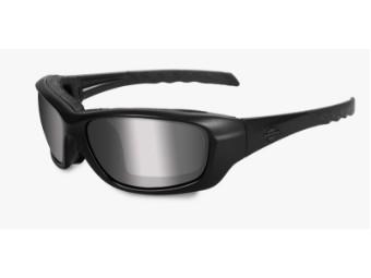 Gravity PPZ Silver Flash Matt Sonnenbrille